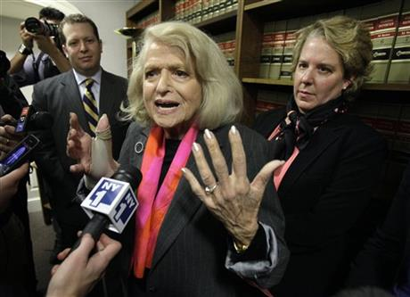 Roberta Kaplan, Edith Windsor