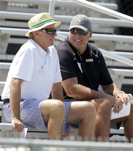 Steve Spurrier, Kerwin Bell