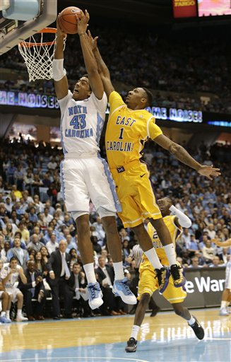Akeem Richmond, James Michael McAdoo