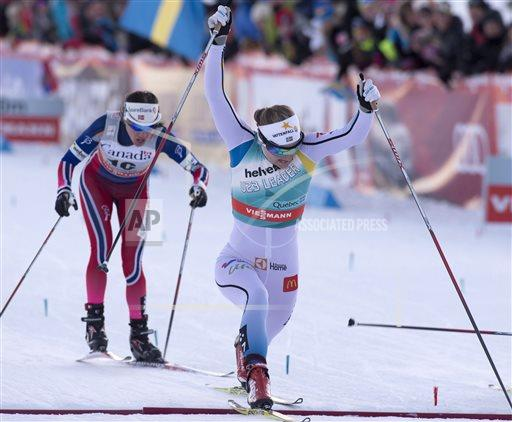 Canada Cross Country Skiing World Cup