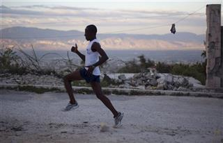 Haiti The Runner