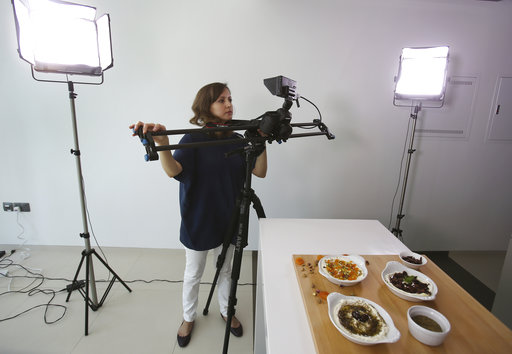 From a Syrian kitchen to TV CEO: an entrepreneur's story