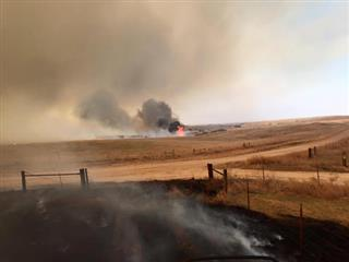 Great Plains Wildfires