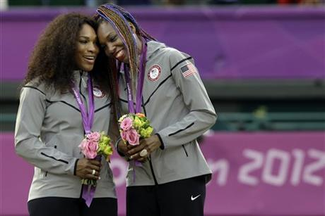 Serena Williams, Venus Williams,