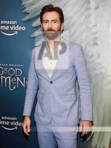 "NY Premiere of Amazon Prime Video's ""Good Omens"""