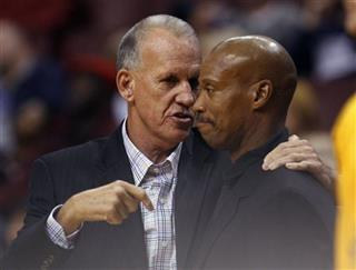 Doug Collins, Byron Scott