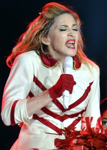 Switzerland Music Madonna