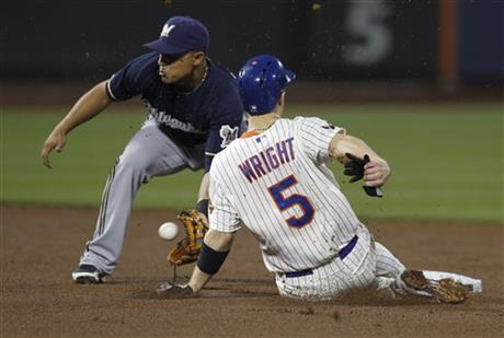 Cesar Izturis, David Wright