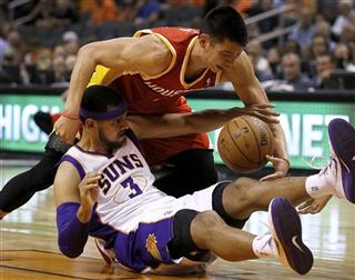 Jeremy Lin, Jared Dudly