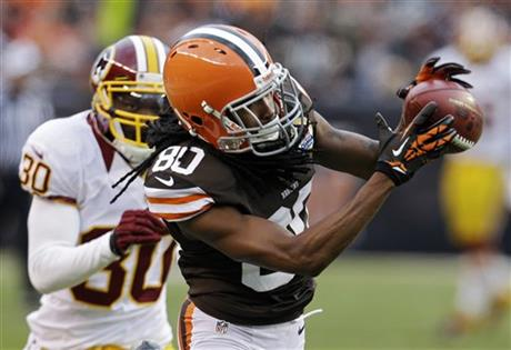 Travis Benjamin, DJ Johnson