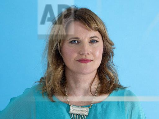 Lucy Lawless Portrait Session