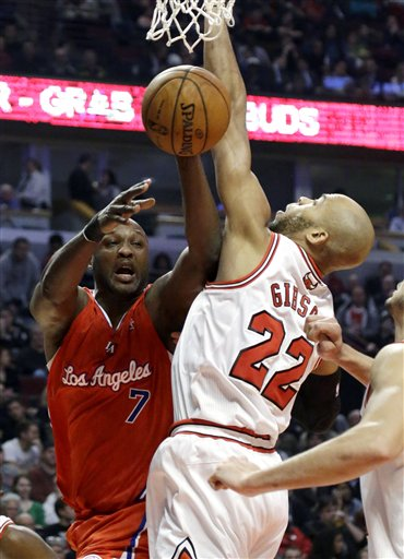 Lamar Odom, Taj Gibson