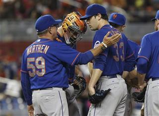 Dan Warthen, Matt Harvey