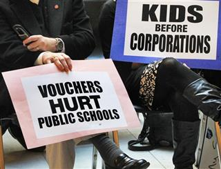 School Vouchers Indiana