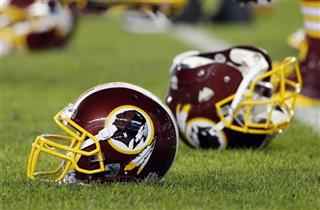 Redskins Poll Football