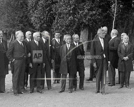 Watchf Associated Press International News   France APHSL8240 France Peace Pact Signing