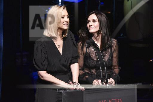 SAG-AFTRA Foundation's 2019 Patron of the Artists Awards - Inside