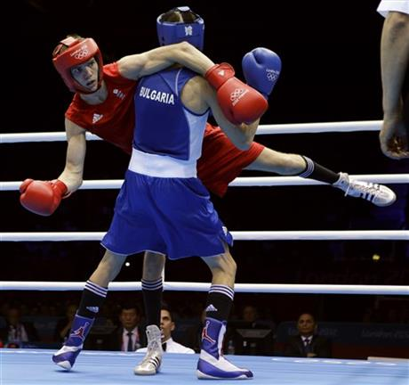 Detelin Dalakliev, Luke Campbell