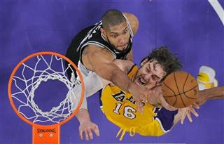 Pau Gasol, Tim Duncan