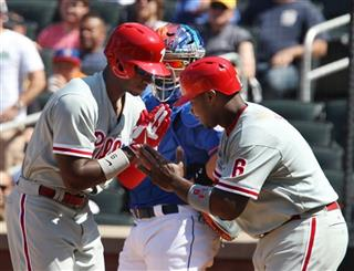 Domonic Brown, Ryan Howard