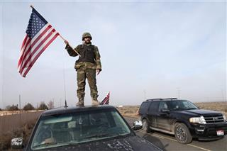 Oregon standoff in Harney County final hours