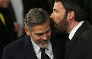 George Clooney, Ben Affleck