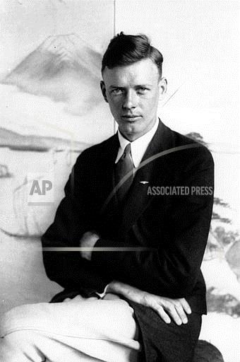 Associated Press Domestic News United States CHARLES LINDBERGH