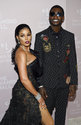 Rapper Gucci Mane, right, and fiancee Keyshia Ka'oir attend the 4th annual Diamond Ball at Cipriani Wall Street on Thursday, Sept. 13, 2018, in New York. (Photo by Evan Agostini/Invision/AP)