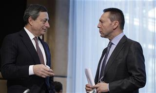 Mario Draghi, Yannis Stournaras