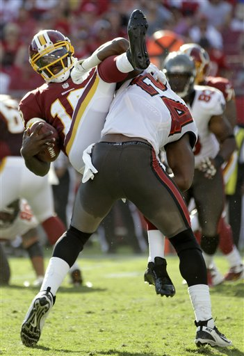 Robert Griffin III,  Mark Barron