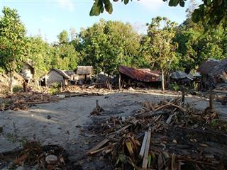 Solomon Islands South Pacific Earthquake Tsunami