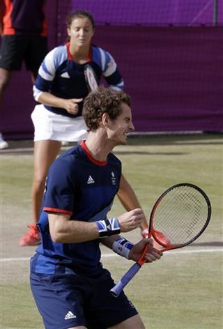 Andy Murray, Laura Robson