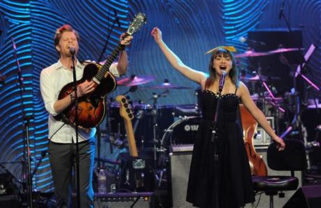 Neyla Pekarek, Wesley Schultz, The Lumineers