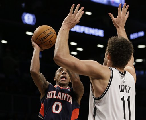 Brook Lopez, Jeff Teague