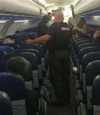 American Airlines Flight Diverted