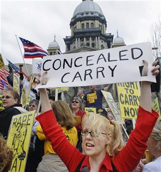 Illinois Concealed Carry Appeal