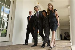 Barack Obama, Susan Rice, Tom Donilon
