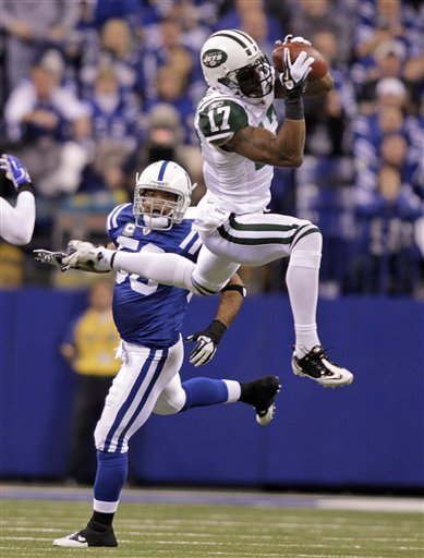 Gary Brackett,, Braylon Edwards