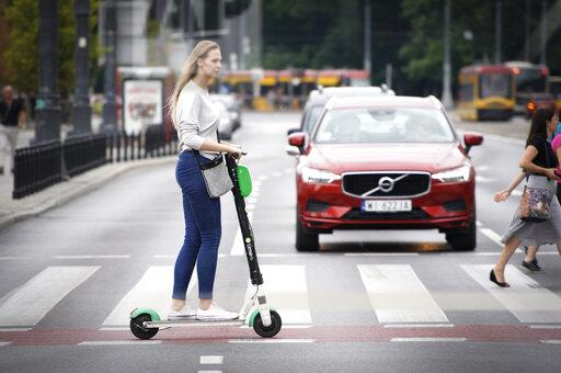Increase in electric scooter related injuries