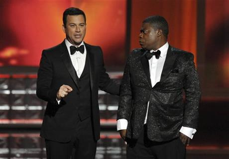 Jimmy Kimmel, Tracy Morgan