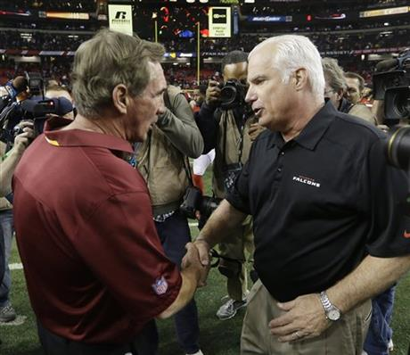 Mike Shanahan, ,Mike Smith