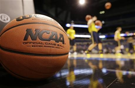 NCAA Michigan Basketball