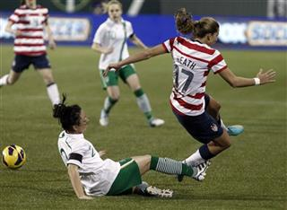 Sophie Perry, Tobin Heath