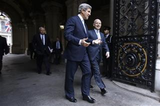 John Kerry, William Hague