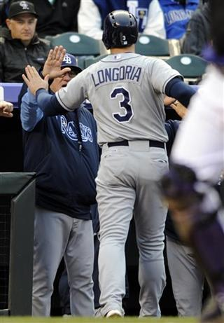 Joe Maddon, Evan Longoria