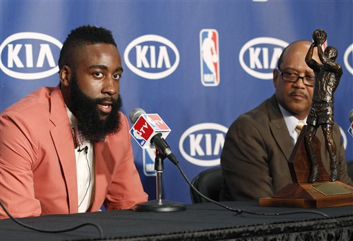 James Harden, Percy Vaughn