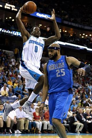 Al-Farouq Aminu, Vince Carter