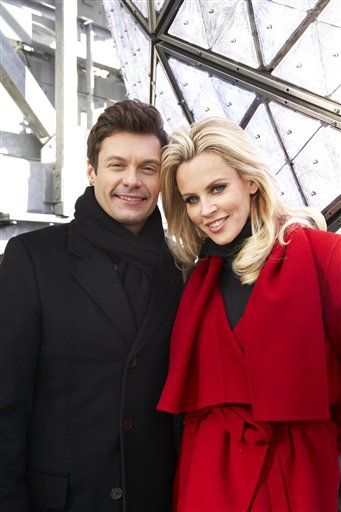 Ryan Seacrest, Jenny McCarthy
