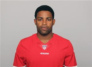 49ers Crabtree Football