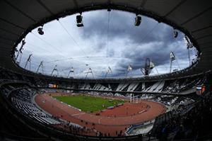 Britain Olympics Athletics Test